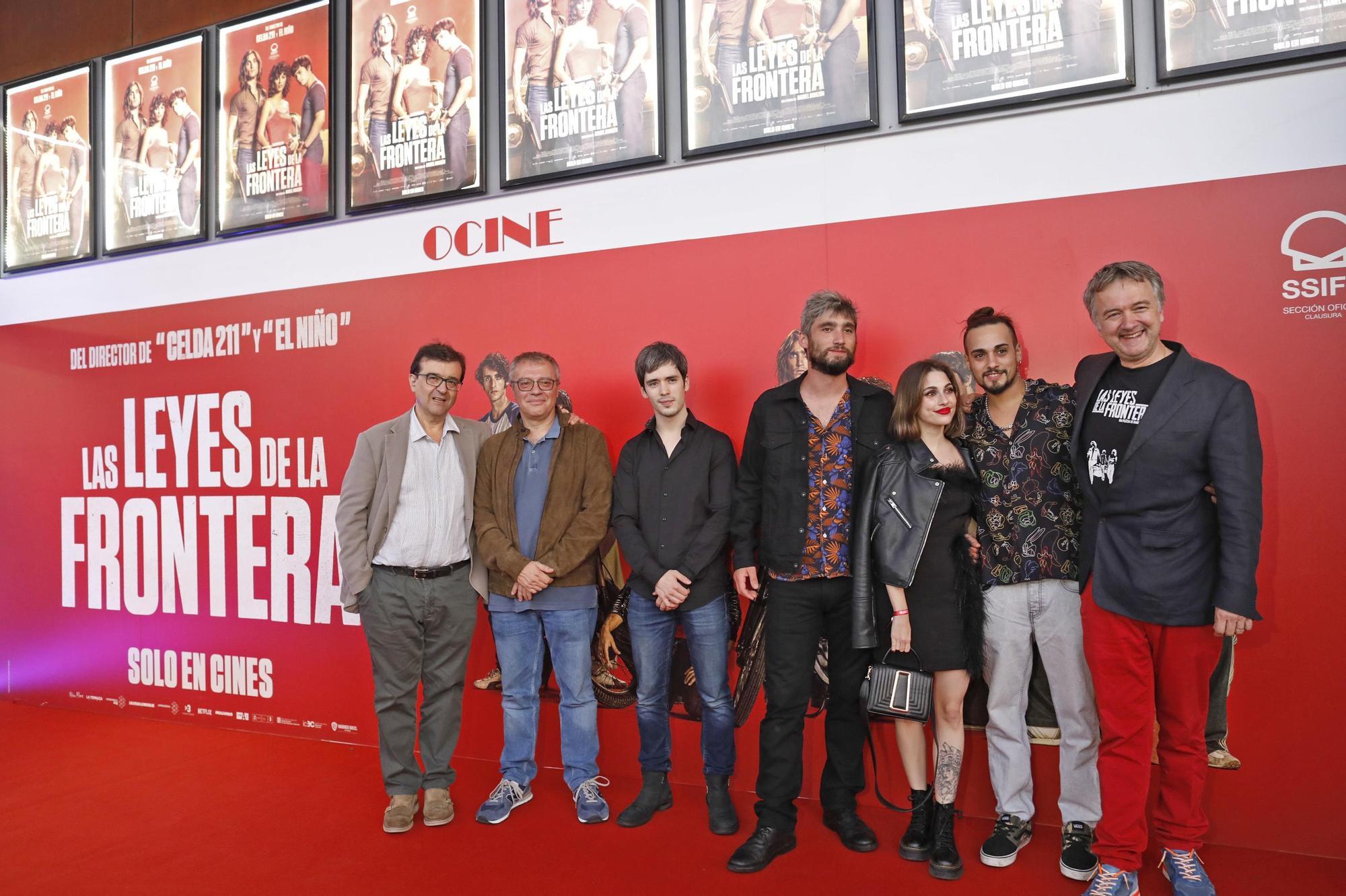 Retorn a la Girona de finals dels 70 amb 'Las leyes de la frontera'