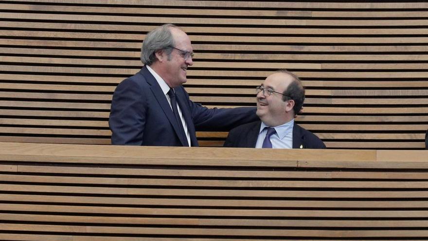 "Gabilondo e Iceta ponen al Botànic como ""modelo de progreso envidiable"""
