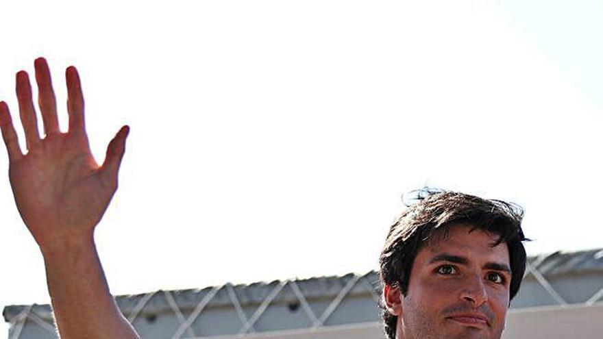 Ferrari fa oficial el fitxatge de Sainz a partir del 2021