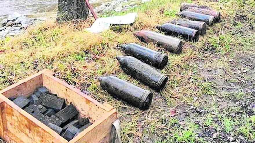 Els Tedax dels Mossos van destruir el 2020 a Girona el doble d'artefactes explosius