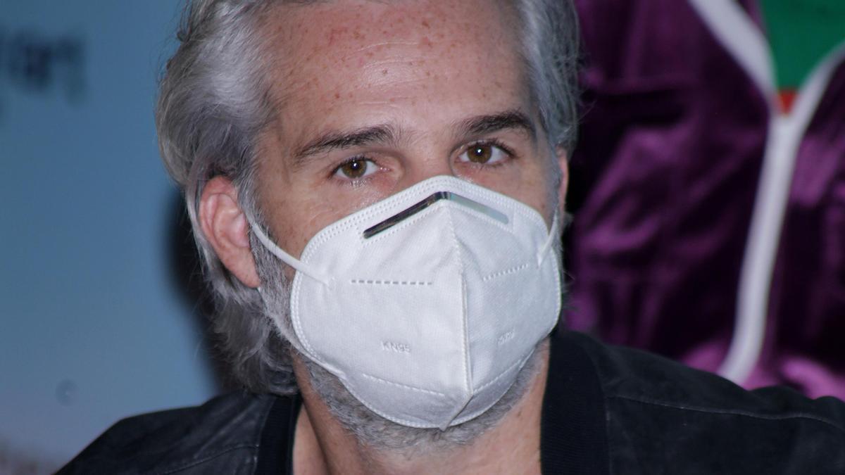 El actor Juan Pablo Medina habría perdido una pierna a causa de una trombosis