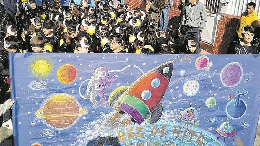 El universo toma la calle