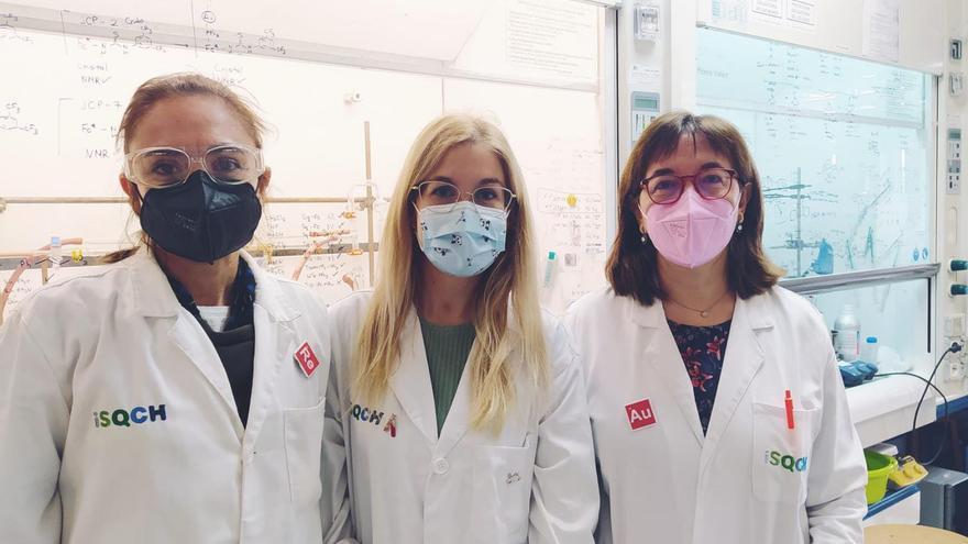 Investigadoras del ISQCH desarrollan una familia de compuestos para luchar contra el cáncer de pulmón y la metástasis