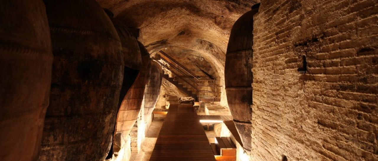 Murviedro, maestros vinícolas