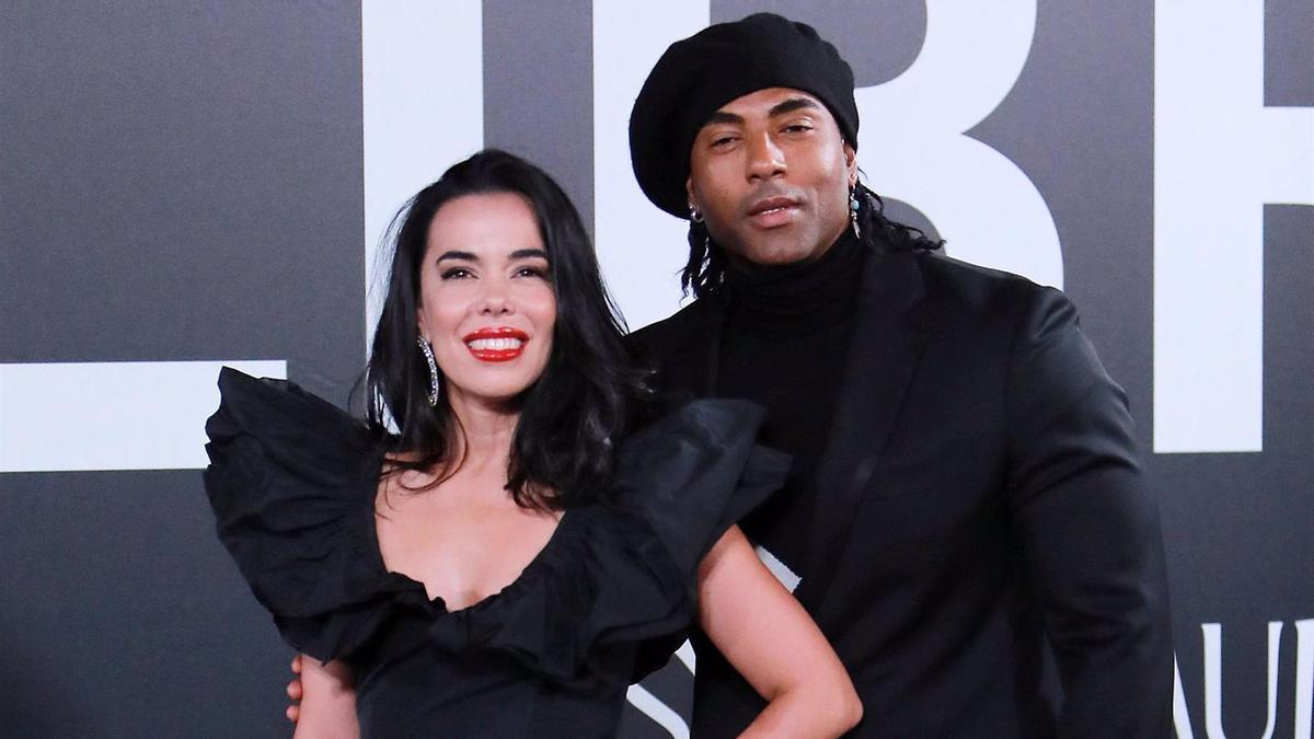 Beatiz Luengo y Yotuel se conocieron en 'Un paso adelante'.
