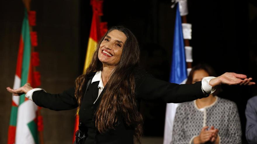 """Ángela Molina, Goya de Honor 2021 por su """"autenticidad y especial sensibilidad"""""""