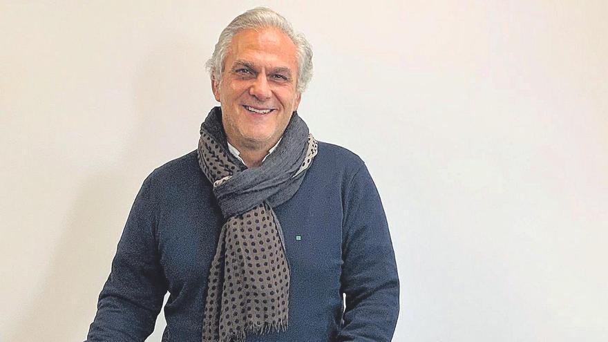 """Enrique Caso, director Biomédico de Biow y Ceo científico de Myomics: """"Biow, ante el reto de descifrar los efectos de la nube del exposoma humano"""""""