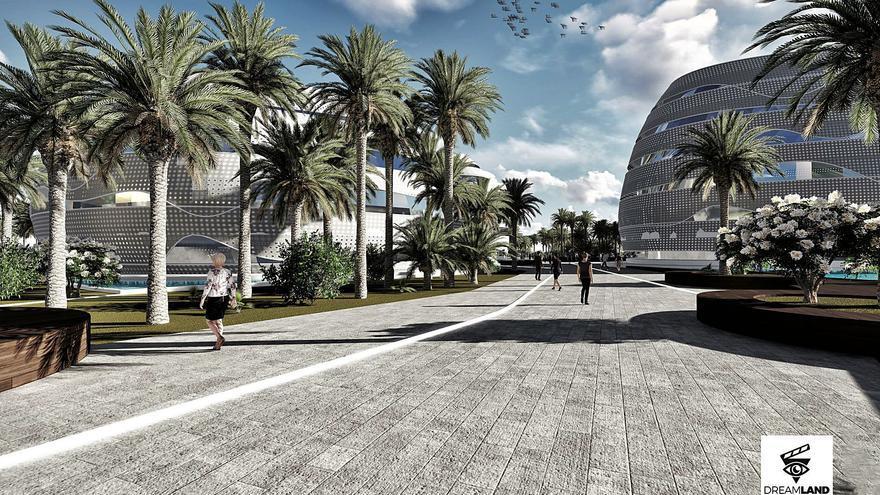 Empresarios canarios planean construir una 'ciudad del cine' para acoger rodajes
