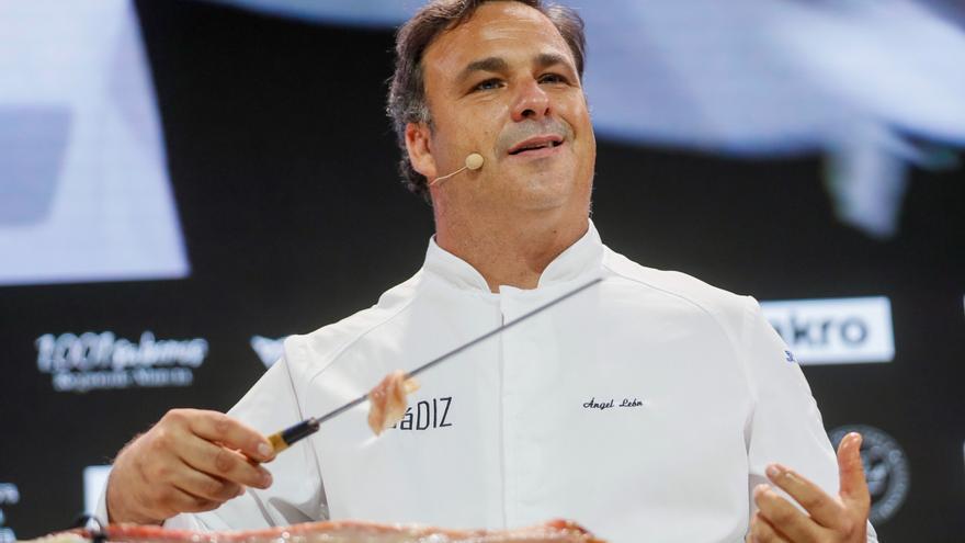 El gran reto de Ángel León: potenciar los productos del mar