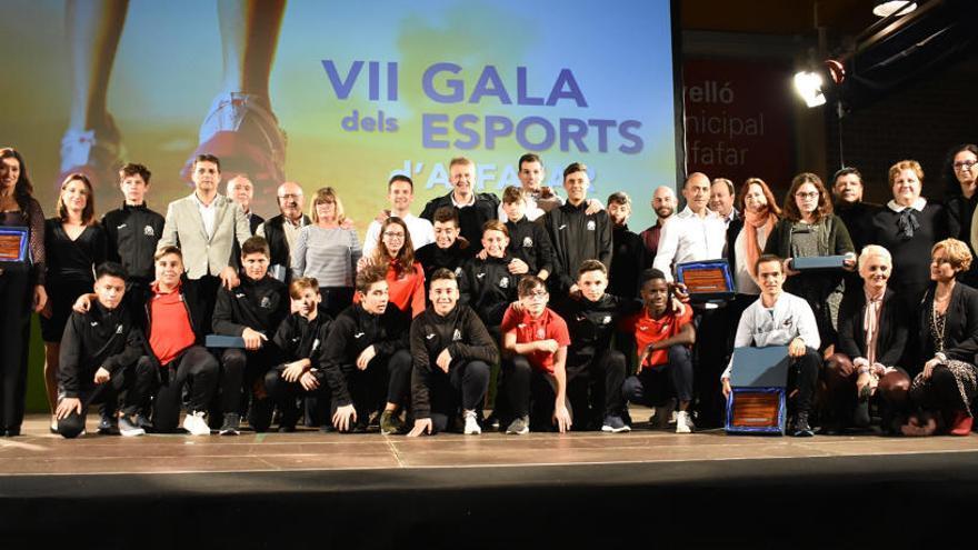 Alfafar celebra la VIII Gala del Deporte