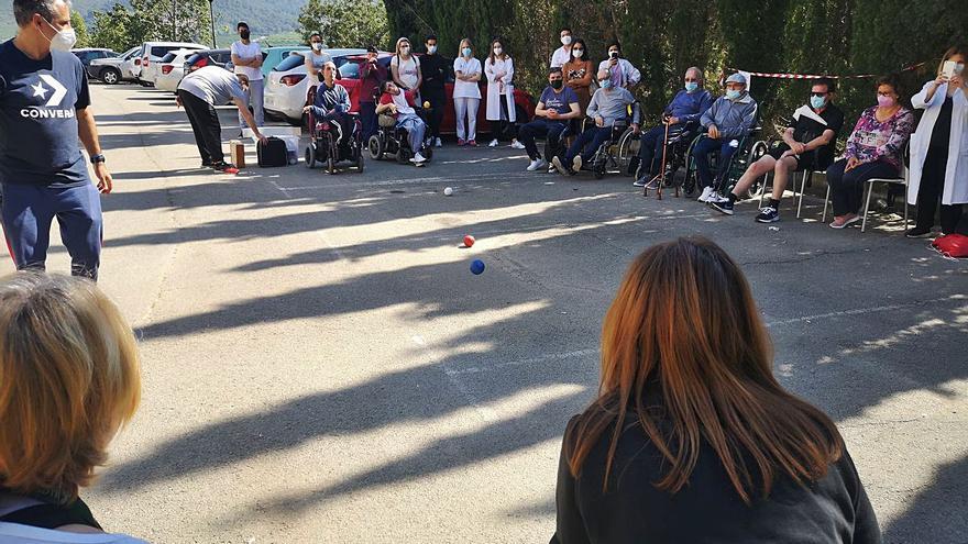 Los pacientes con daño cerebral y neurológico también hacen deporte