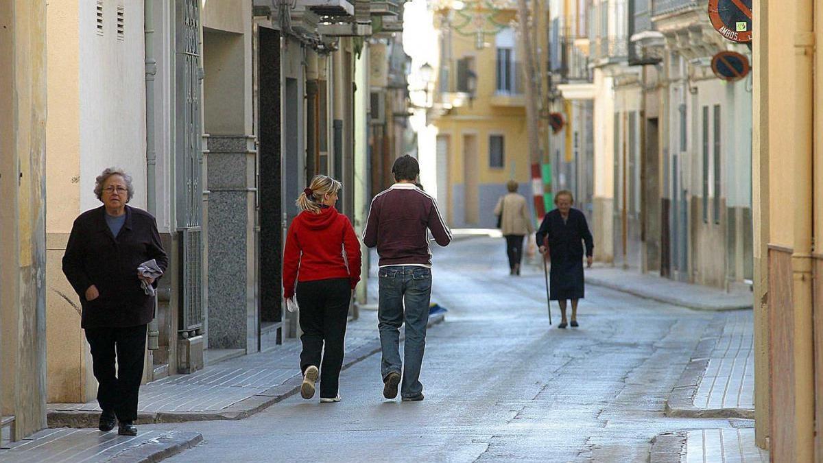 Almassora iniciará los trabajos de la Vila por las canalizaciones