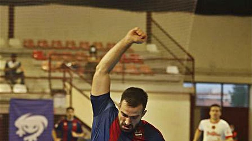 La RFEF deja fuera de la Supercopa al  Levante UD FS