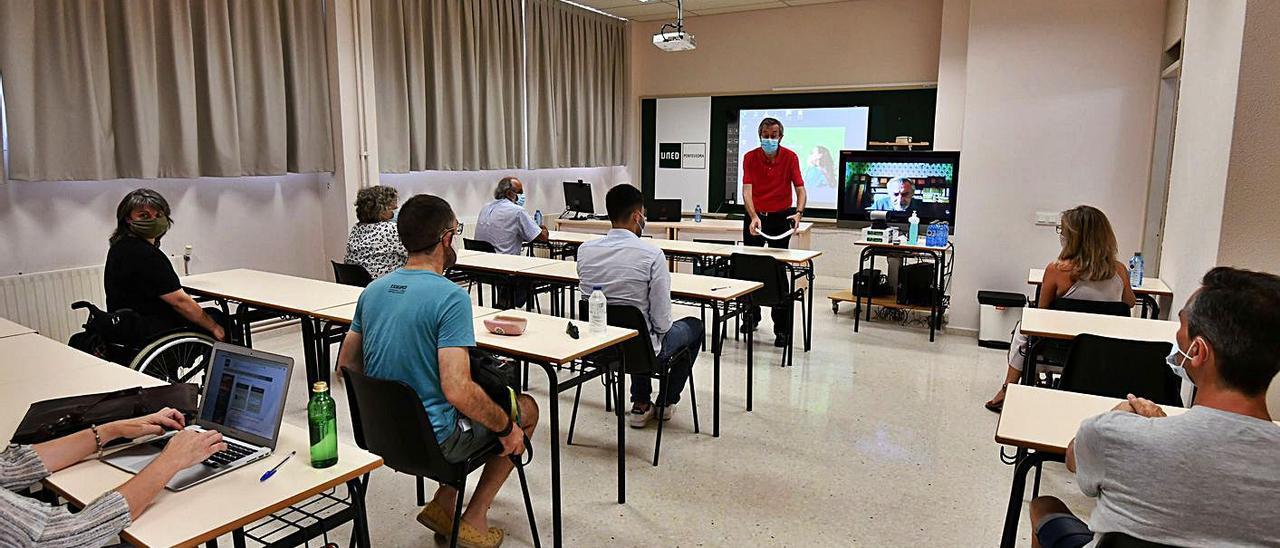 La Demanda De Matricula En El Centro De La Uned Aumento Mas De Un 10 En 2020 Faro De Vigo