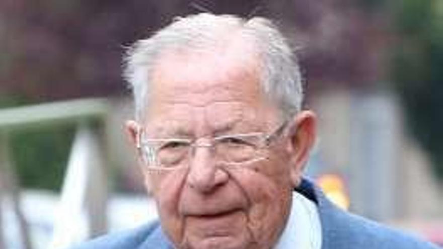Fallece el exconselleiro de la Xunta y excargo del PP Dositeo Rodríguez por el Covid-19