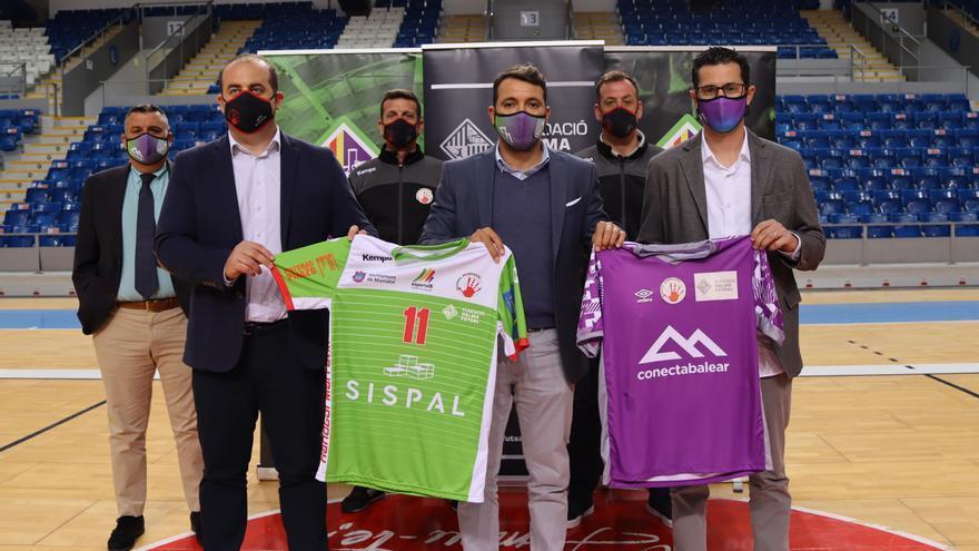El Sispal Handbol Marratxí se une a la Fundació Palma Futsal