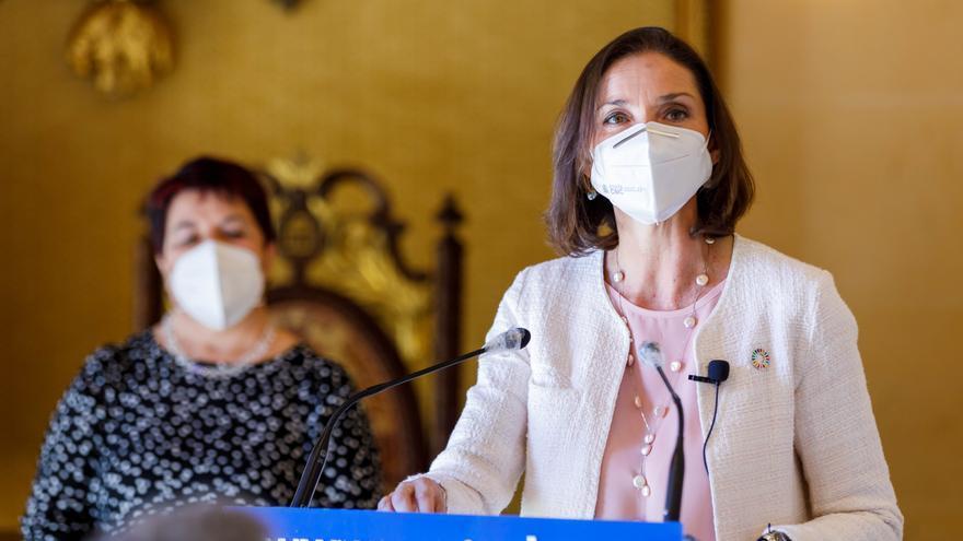 Gabilondo refuerza la campaña del PSOE fichando a Maroto como vicepresidenta económica