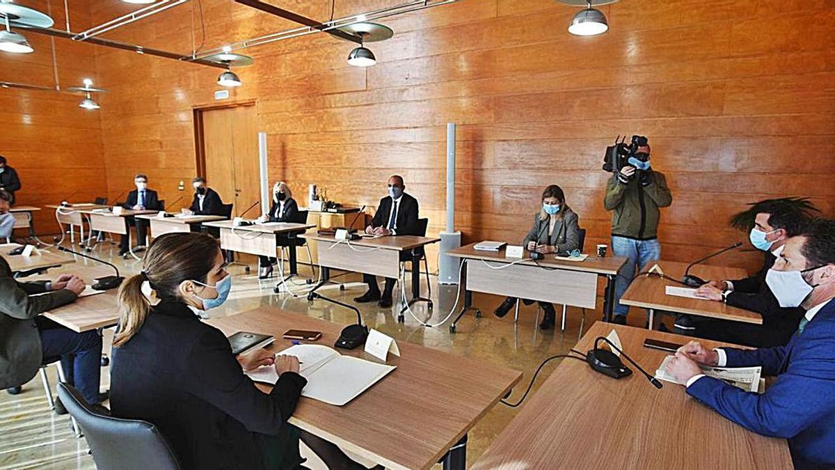 El cese de Miguel Cano será aprobado hoy en la reunión de la Junta de Gobierno.