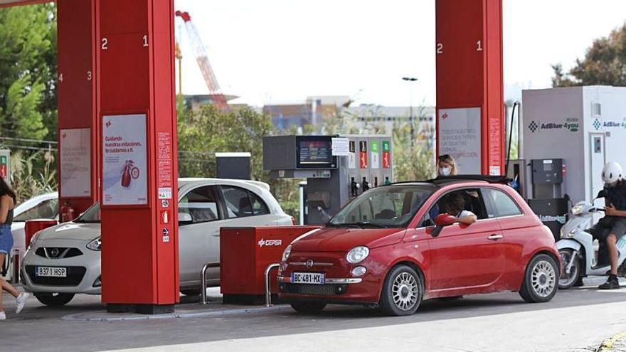 El sector del carburante prevé aumentar este año un 20% su actividad