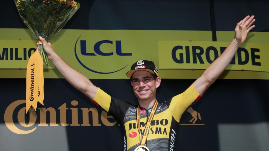Ganador etapa 21 Tour de 2020: Wout van Aert