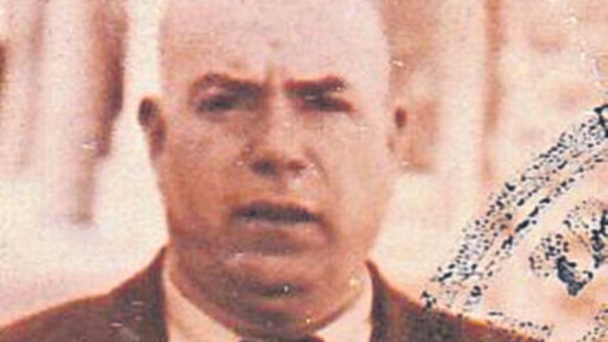 Indulto parcial a Emilio Maestre Coronel en 1937
