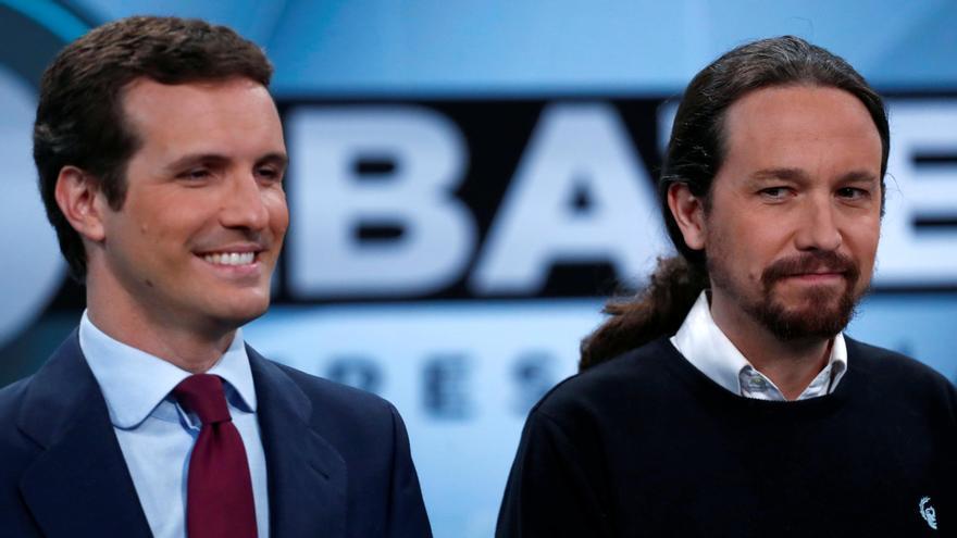 El PP denuncia a Podemos por contratar publicidad en Facebook antes de la campaña