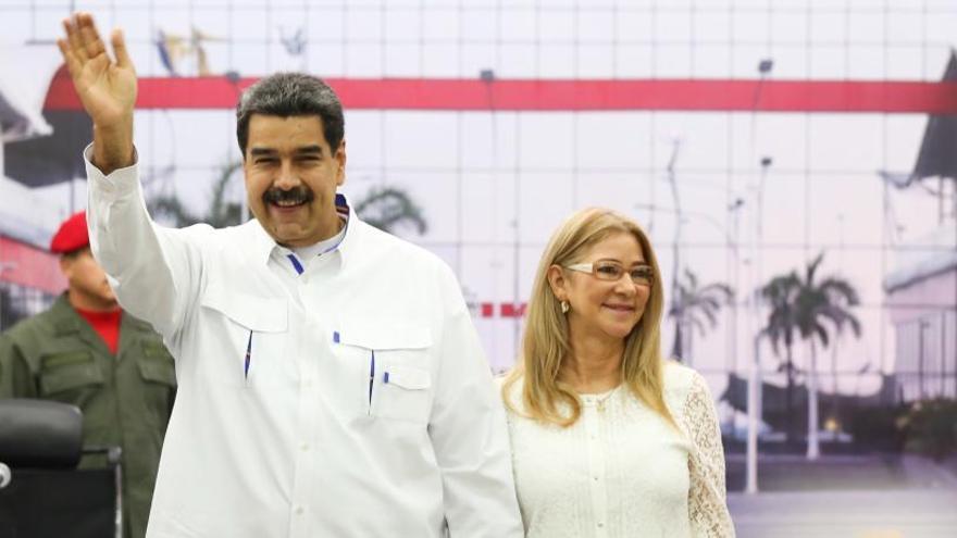 Maduro confirma contactos con el Gobierno de EEUU