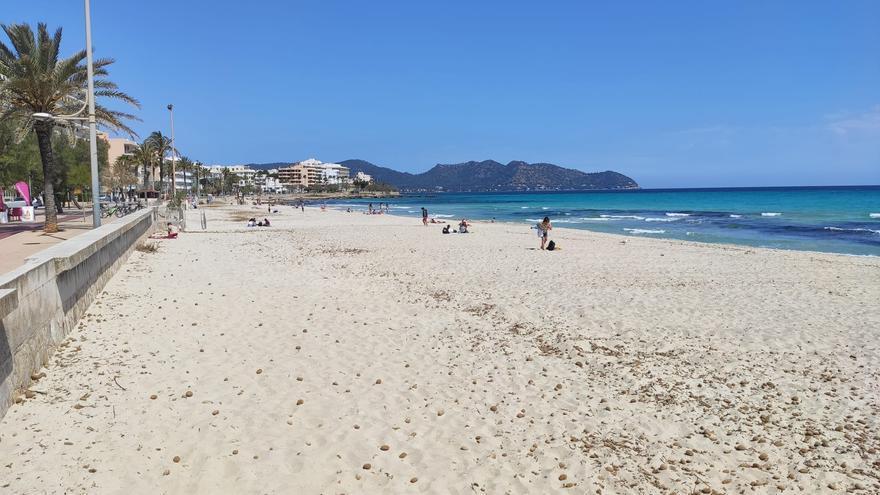 Consulte el cierre de playas en la Part Forana en la víspera de Sant Joan