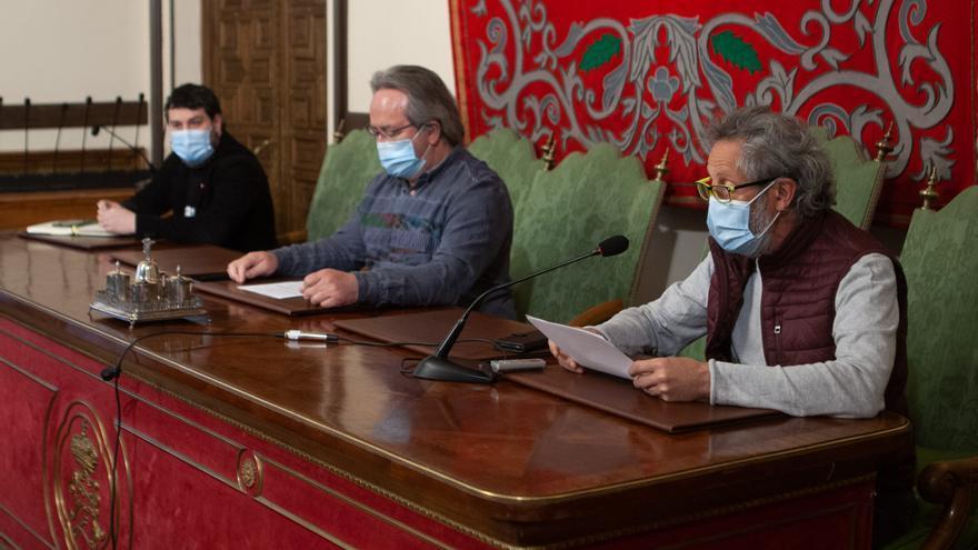 Guarido defiende que la obra de Tres Cruces seguirá adelante