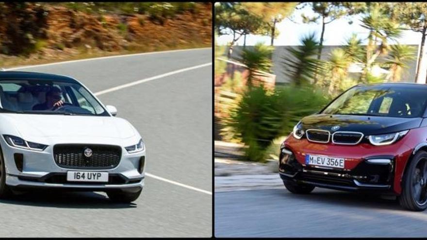 Jaguar Land Rover i BMW, una col·laboració electrificant