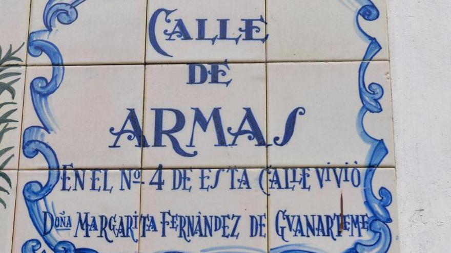 La casona de la hija de Fernando Guanarteme, a la venta con un proyecto de hotel