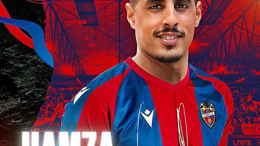El Levante FS ficha a Hamza