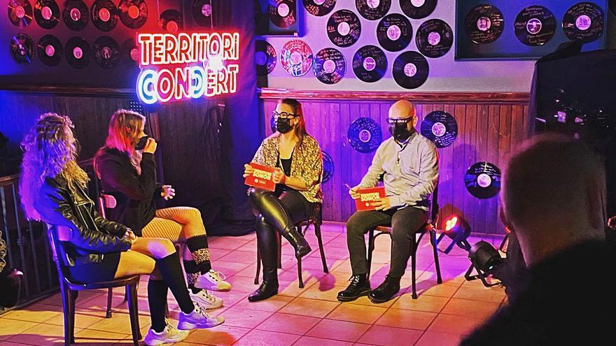 'Territori en concert' comença a emetre les actuacions dels grups valencians
