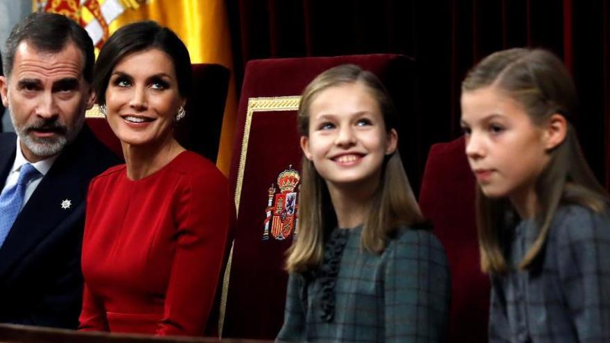 Leonor pronunciará su primer discurso en los Premios Princesa de Asturias