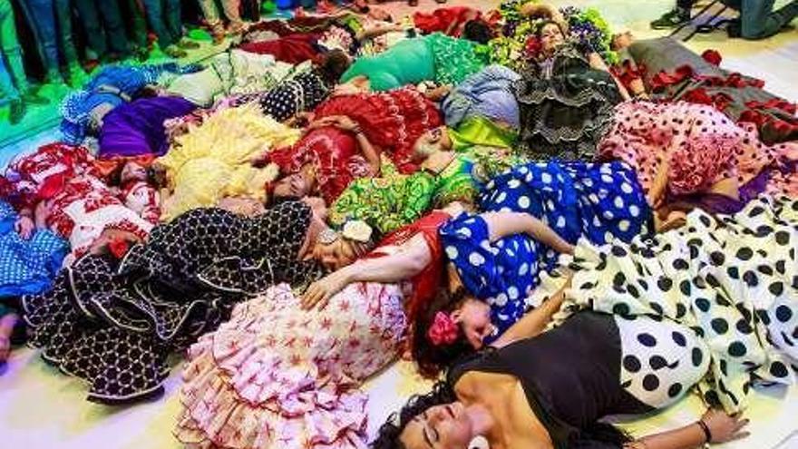 Las flamencas invaden París