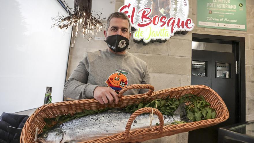 """""""Haremos un marmitako y serviremos tapas gratuitas a nuestros clientes"""":  el Campanu de 2021 vuelve al restaurante el Bosque"""
