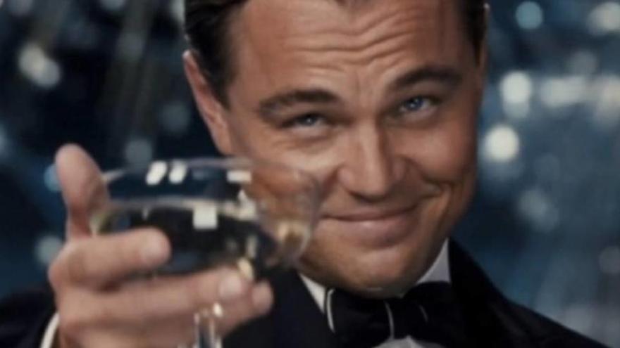 Leonardo DiCaprio y Steven Spielberg, de nuevo juntos