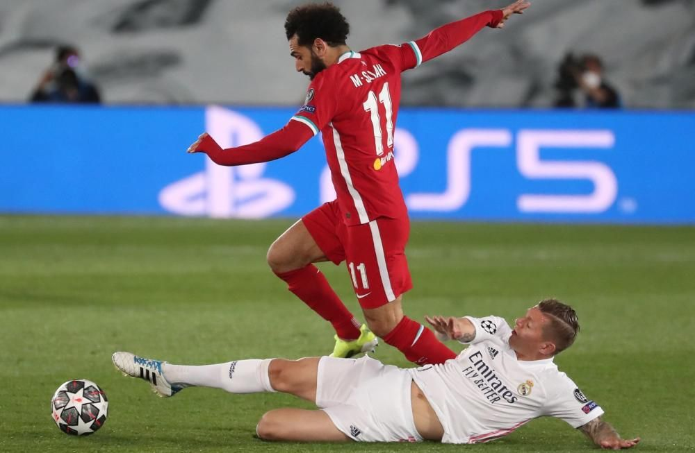 Champions League: Real Madrid - Liverpool