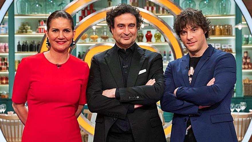 «MasterChef» ficha a Bustamante, Verónica Forqué y Terelu Campos