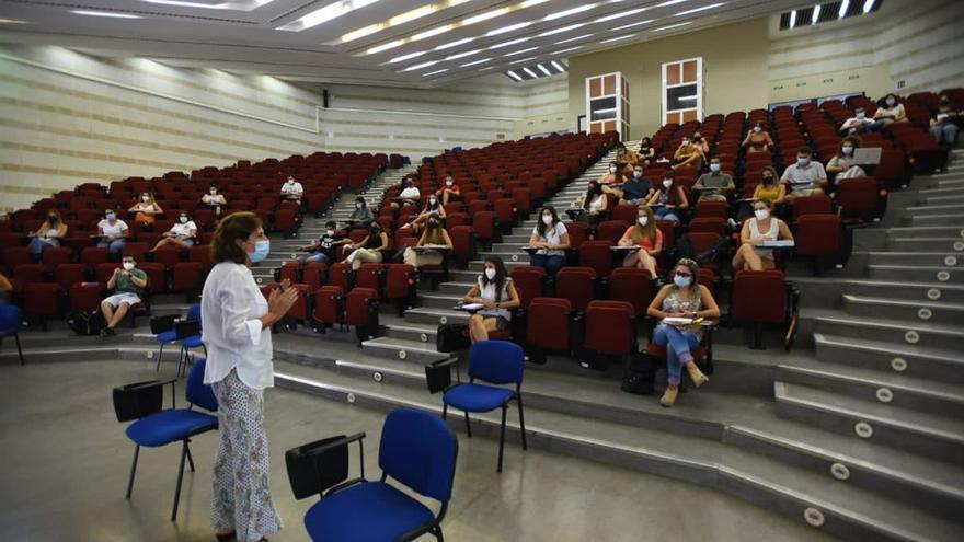 Comienzan las clases en la UCO en un curso más presencial