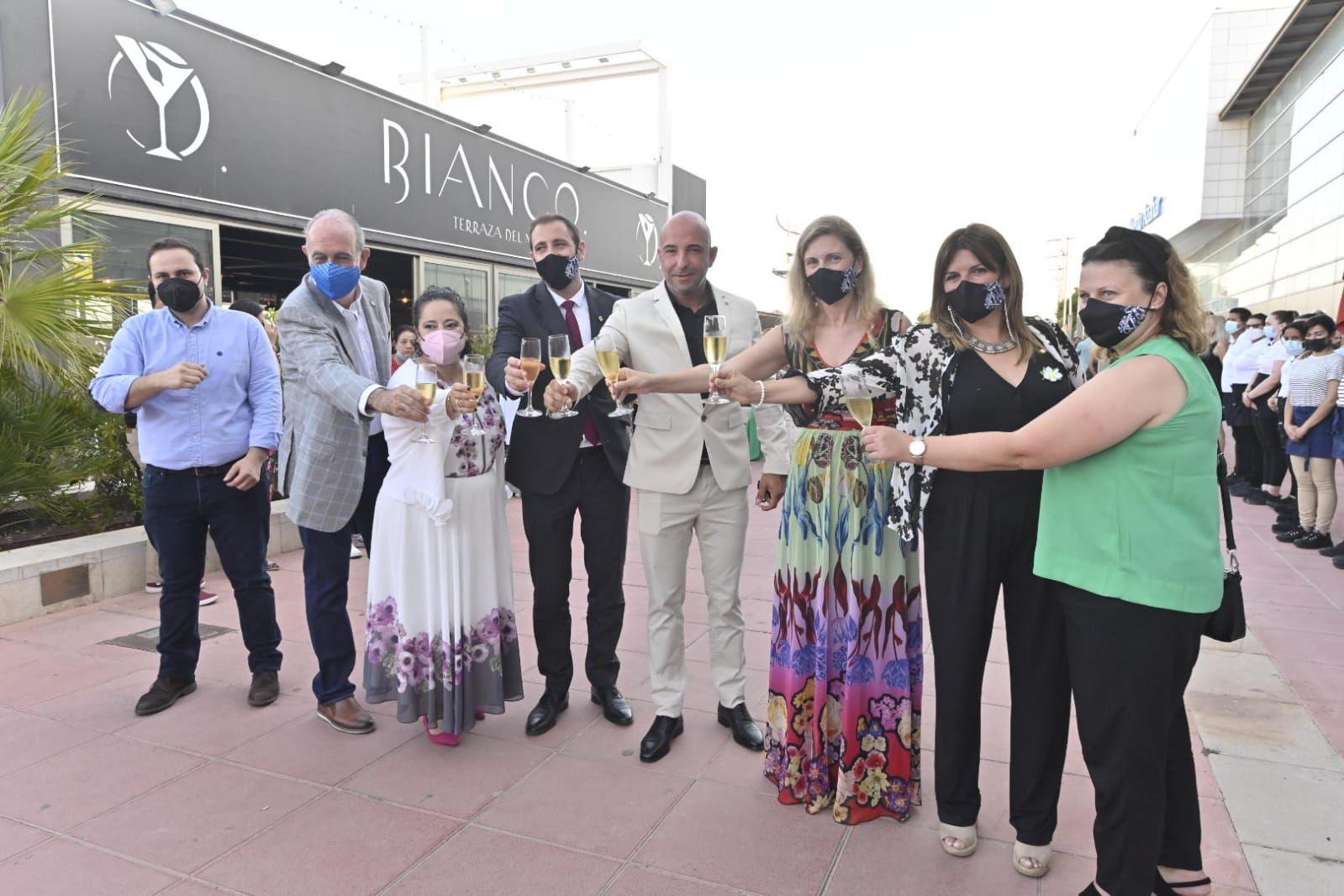 Inauguración de Nuevo Puerto Azahar