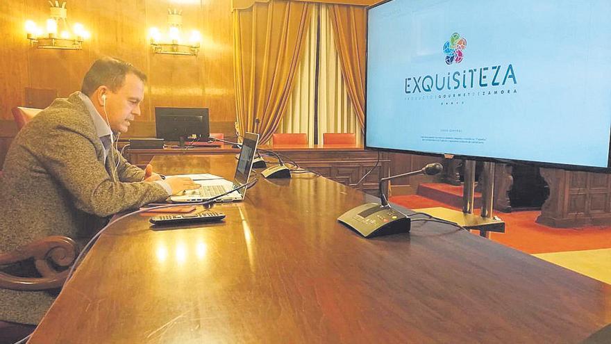 """Francisco Requejo: """"Exquisiteza sirve para dar valor al trabajo de los pequeños productores"""""""