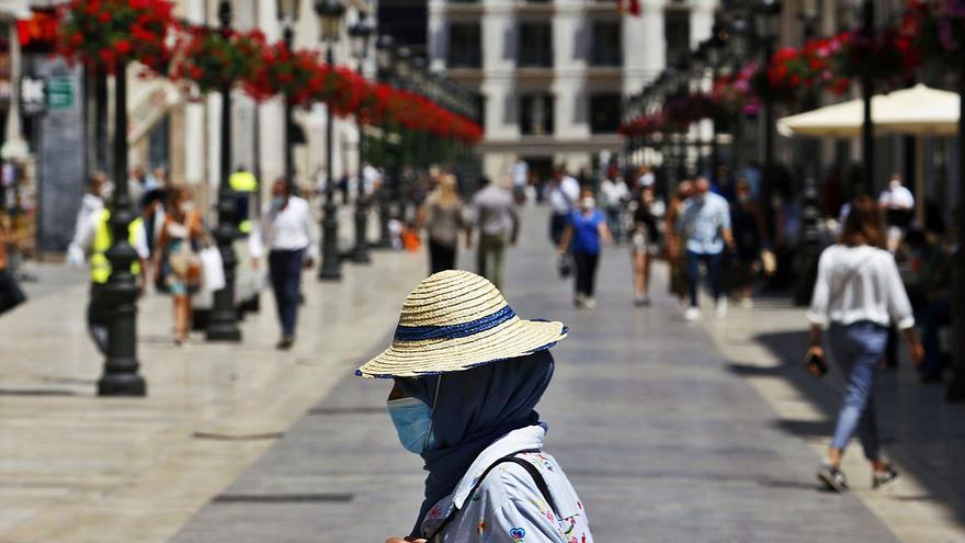 Los anticuerpos protegen a más de la mitad de los malagueños