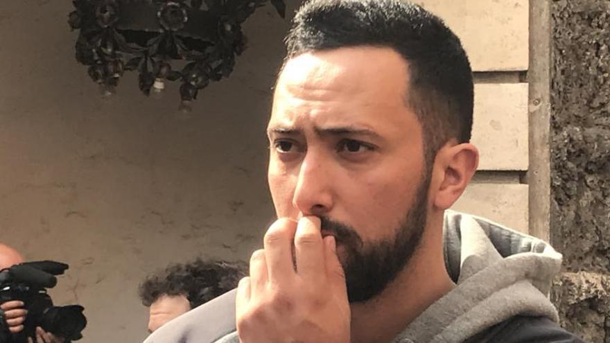 Estrasburgo rechaza la petición de Valtonyc para retrasar su ingreso en la cárcel