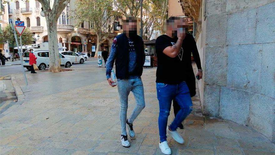 Los acusados de la violación múltiple de Palma dicen que fueron relaciones consentidas