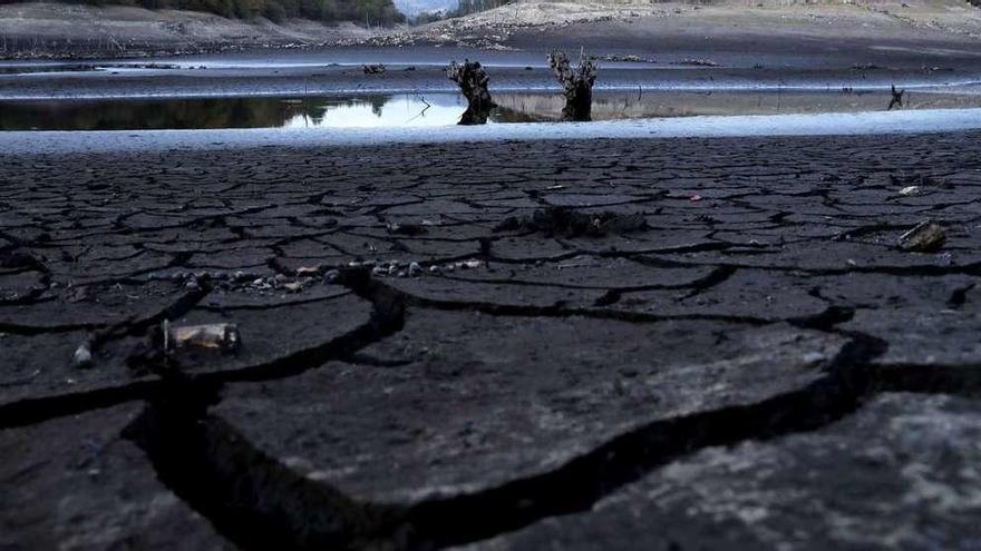 Galicia cierra 2017 como el tercer año más seco, con un 33% menos de lluvias