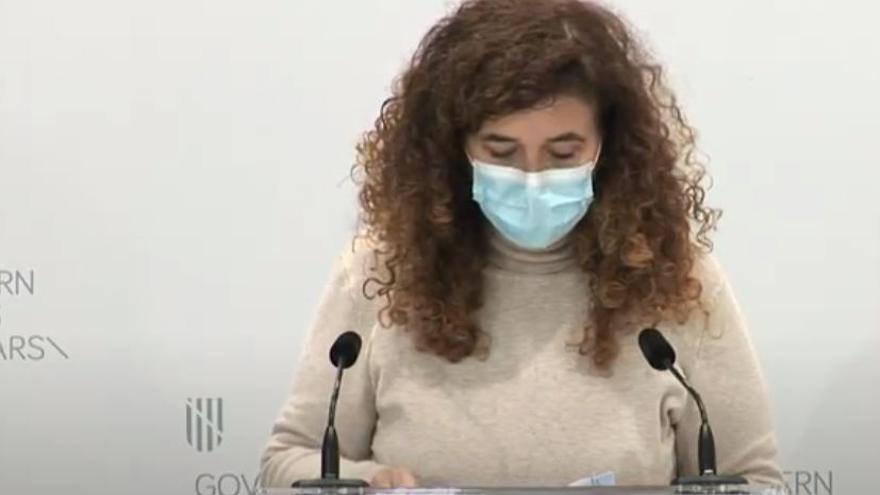 En directo | Pilar Costa explica los acuerdos adoptados en el Consell de Govern