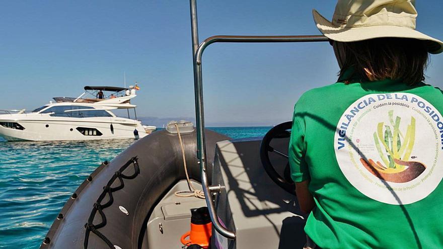 El Govern exige a Madrid los vigilantes marinos prometidos en julio a Baleares