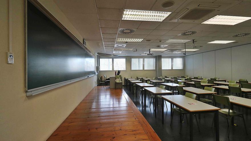 La universidad pública opta por un regreso online a las clases tras los exámenes