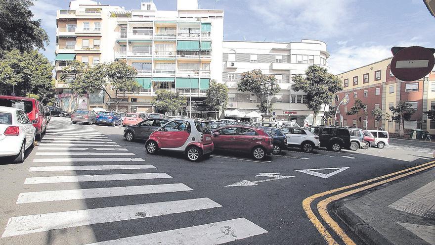 La zona del Orche de la calle Robayna se convertirá en una vía peatonal con plaza